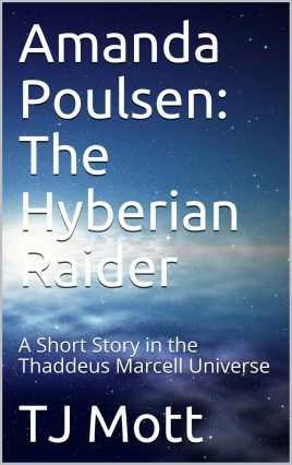 Cover Art for The Hyberian Raider