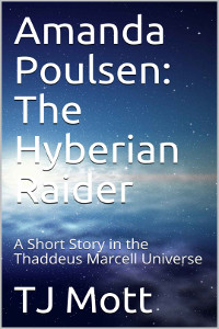 The Hyberian Raider cover art