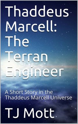 Cover art for The Terran Engineer